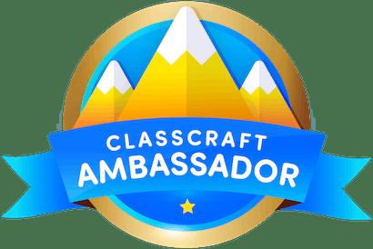 Classcraft ambassador logo