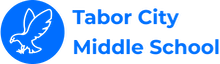 Tabor city middle school logo