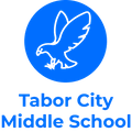 Tabor city middle school logo