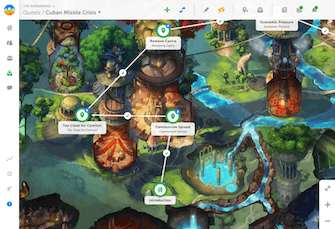 Example of what a Classcraft Quest looks like