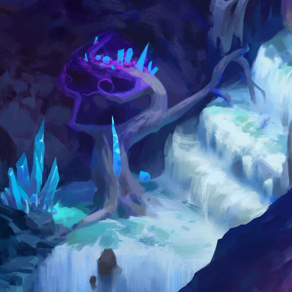 Crystal Cave of Resonance