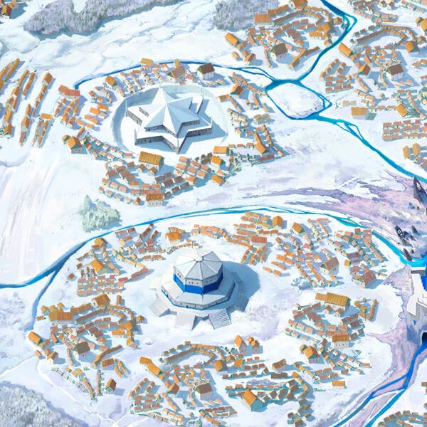 The Frozen City