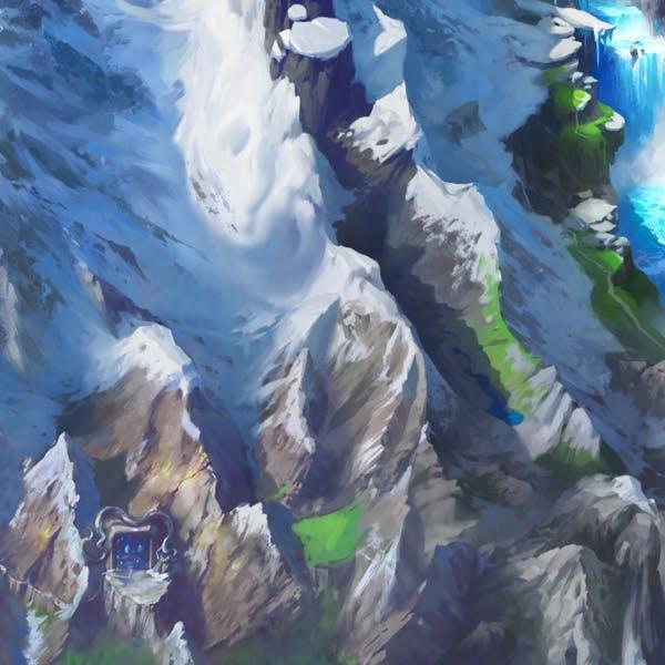 Ionic Mountain